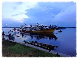 Del Carmen, Boat, Ferry, Siargao, Surigao