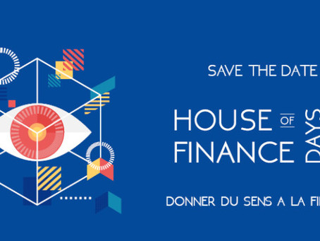 Participation aux House of Finance Days 2018