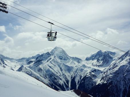 Le 224 au ski !