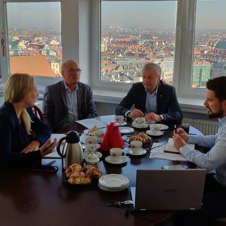 Spotkanie dyrektorów OPOS - 21 października 2019 r.