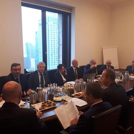Posiedzenie Zarządów OPOS 22 listopada 2019r. w Warszawie
