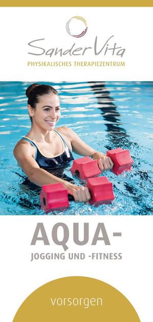 Aquajogging im Sandermare