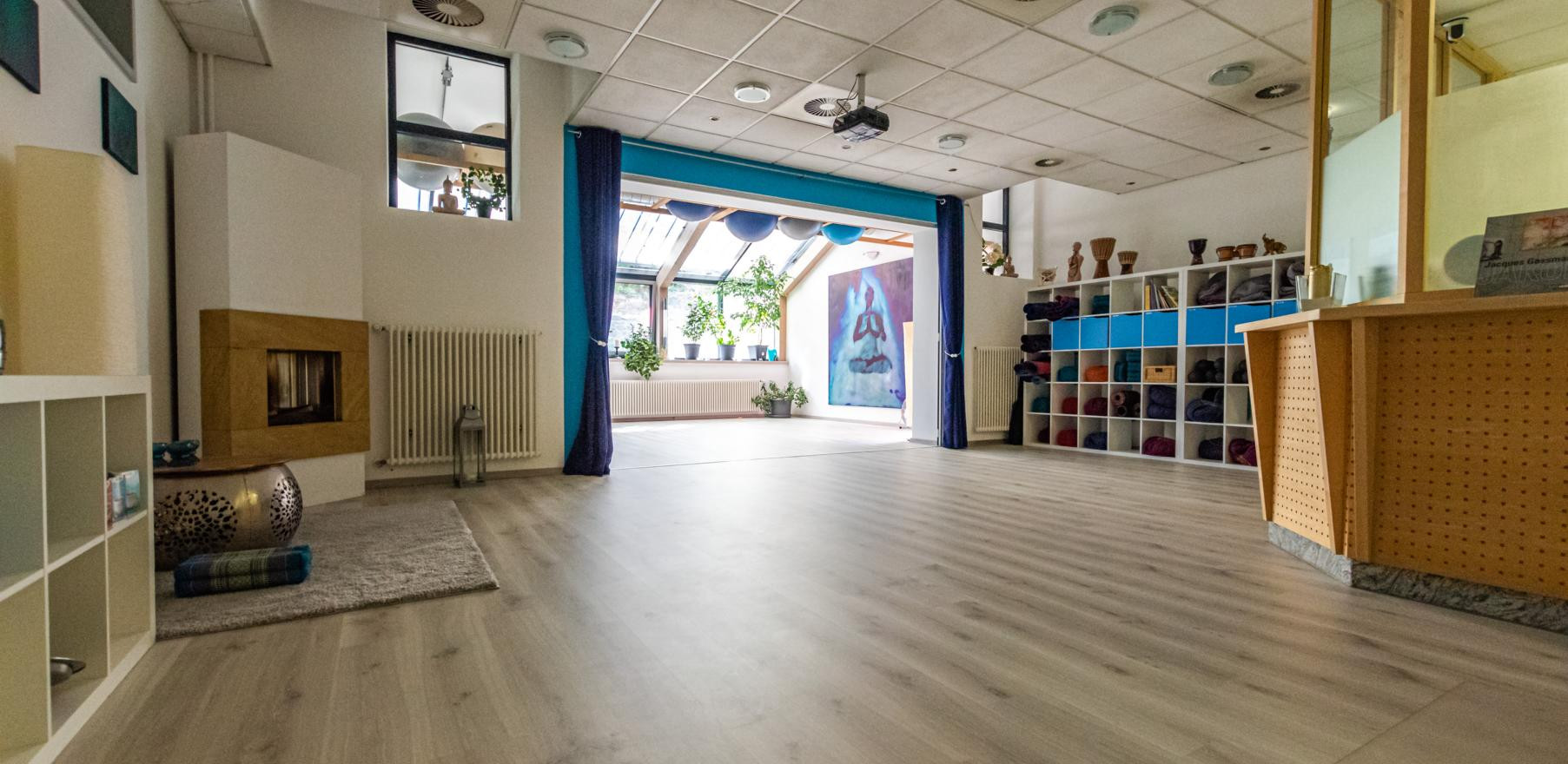 Yogastudio in Würzburg