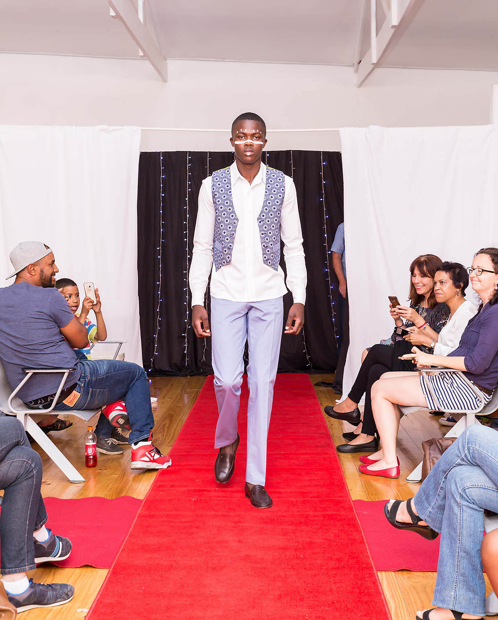 Ingar Qwede for CAFB 2016 at City Varsity Cape Town