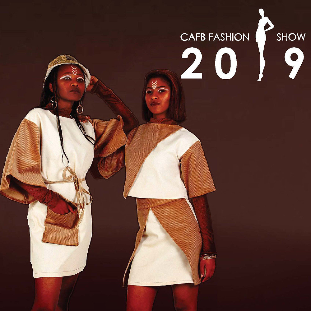 CAFB 2019 Rainbow Nation Fashion Show, Find working opportunities, Creating Employment