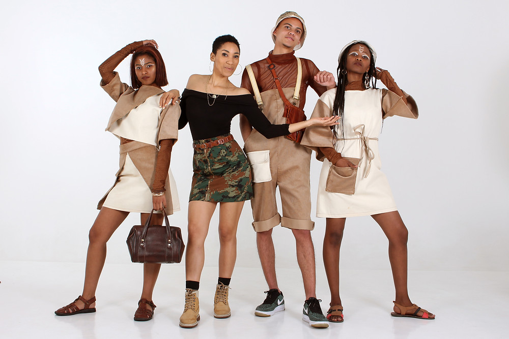 Matric students can apply to learn fashion modelling with no pressure
