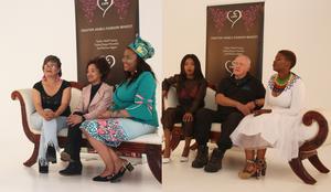 CAFB 2019 Rainbow Nation Fashion Show Designers