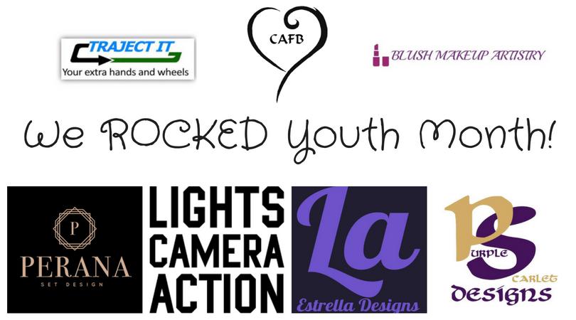 Creative Angels Fashion Benefit inspired Helderberg youth