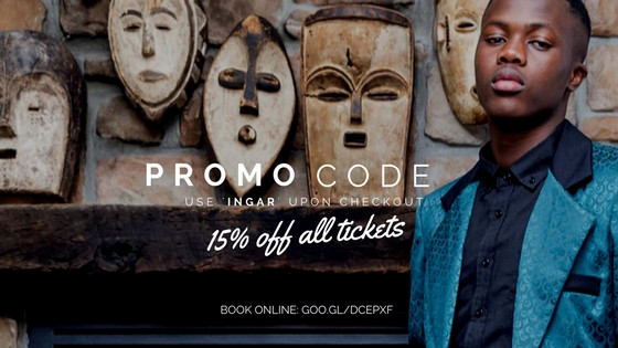 Promo code for CAFB 2017, book tickets online