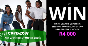 CAFB:2019 Rainbow Nation Fashion Show Tickets, Prize give-aways