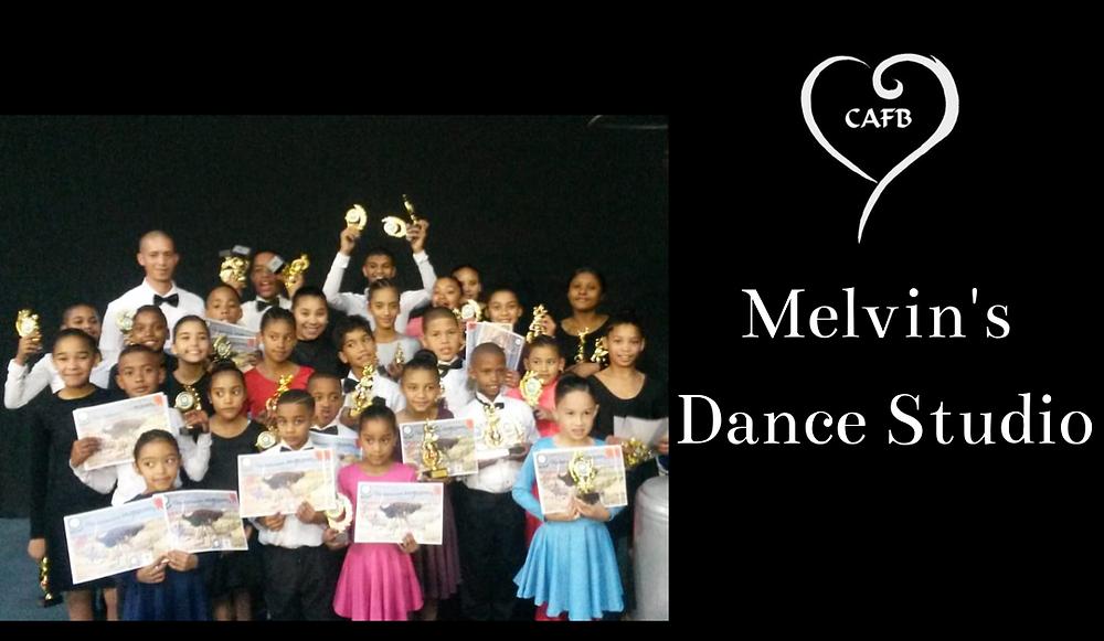Melvin's Dance Studio at CAFB 2019 Rainbow Nation Fashion Show