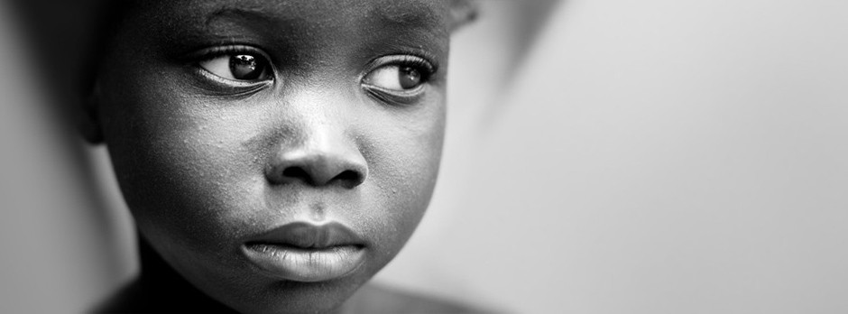 Vulnerable child. Image source: Luyo Defo