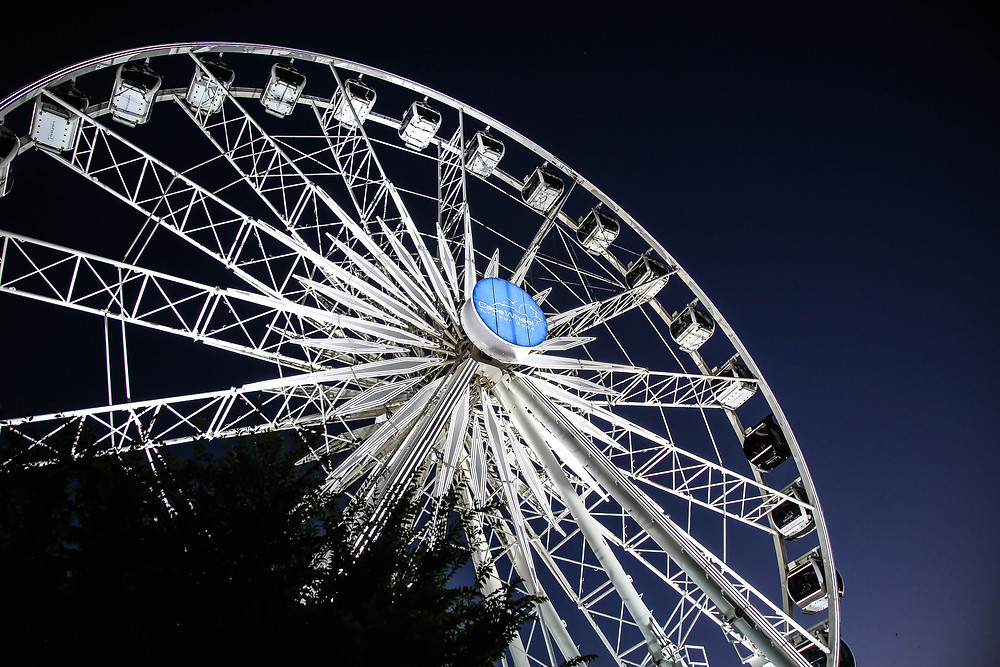 #CAFB2018 guests stand the chance to win family tickets to The Cape Wheel