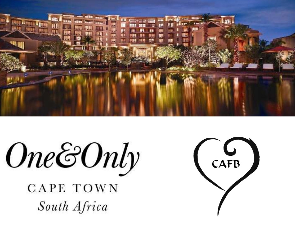 First ever fashion show at One&Only Cape Town by Creative Angels Fashion Benefit #CAFB2018