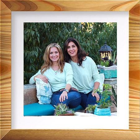 Plantology Design Founders, Kelly & Roxy