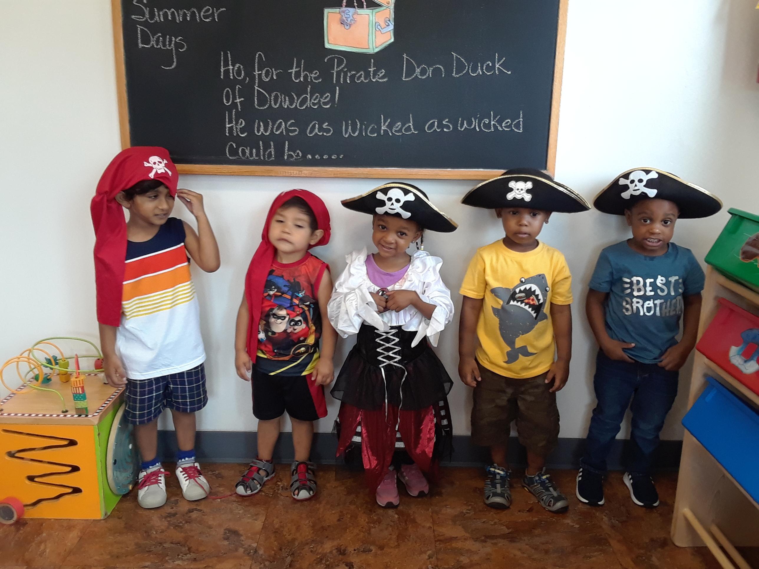 Piratas 2019