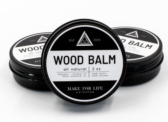 Make For Life Wood Balm