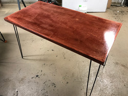 Hairpin Leg Office Table