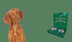 Hundetankstelle mit Logo