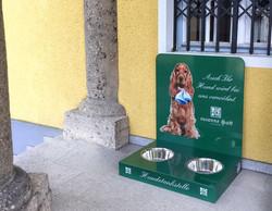Hundetankstelle individuell