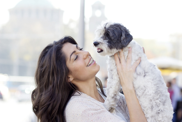 Hundetankstelle personalisiert