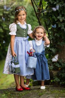 Kinderdirndl Mimi & Kathi