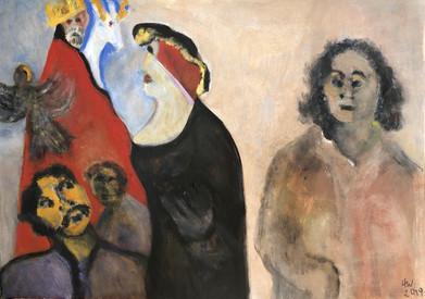 Die Frau ohne Schatten, HW, 2019
