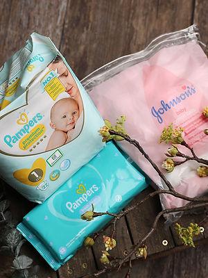 Baby Essentials - Toiletries