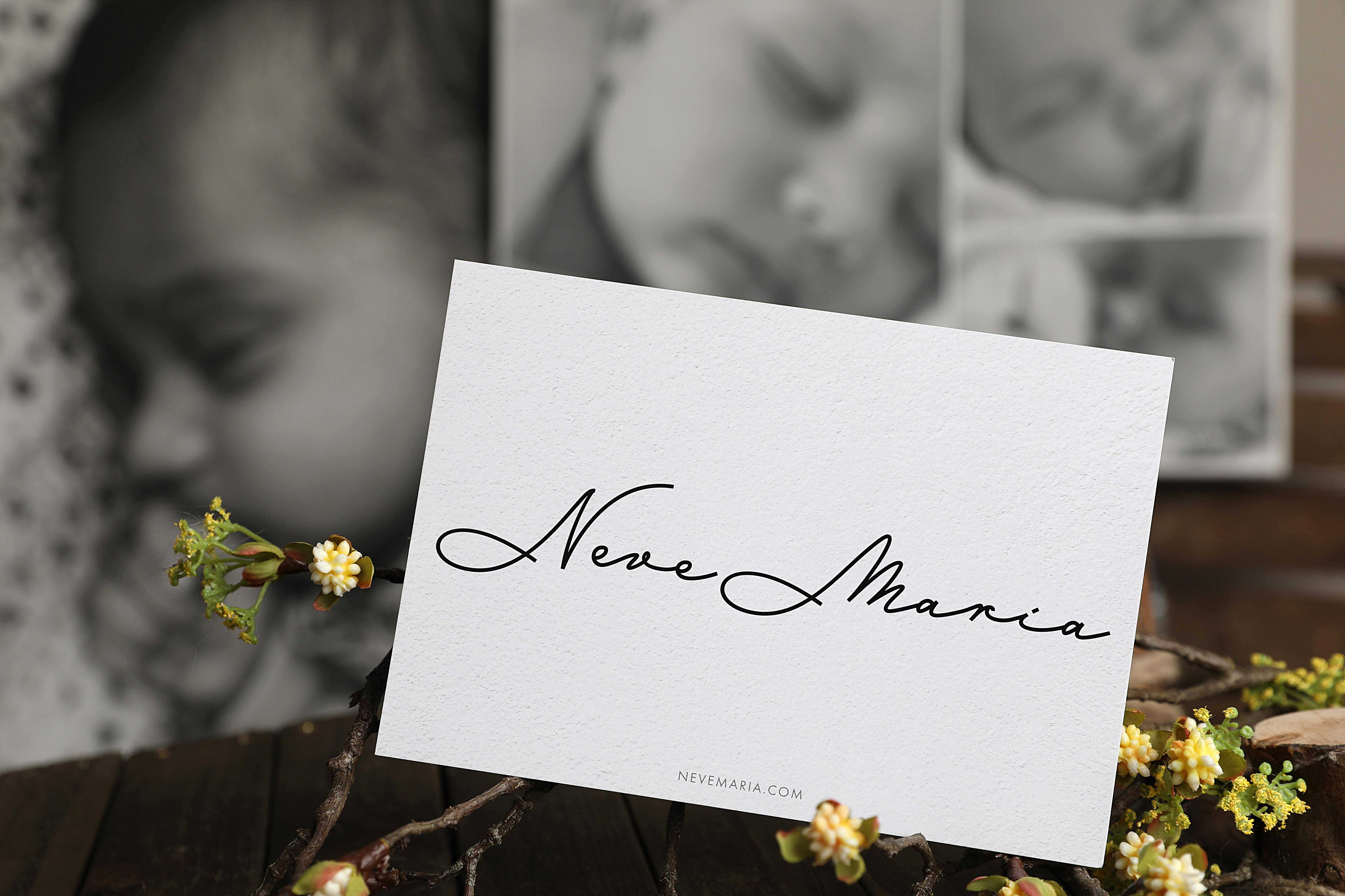 Neve Maria Baby