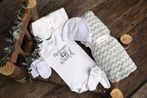Baby Essentials - Clothing