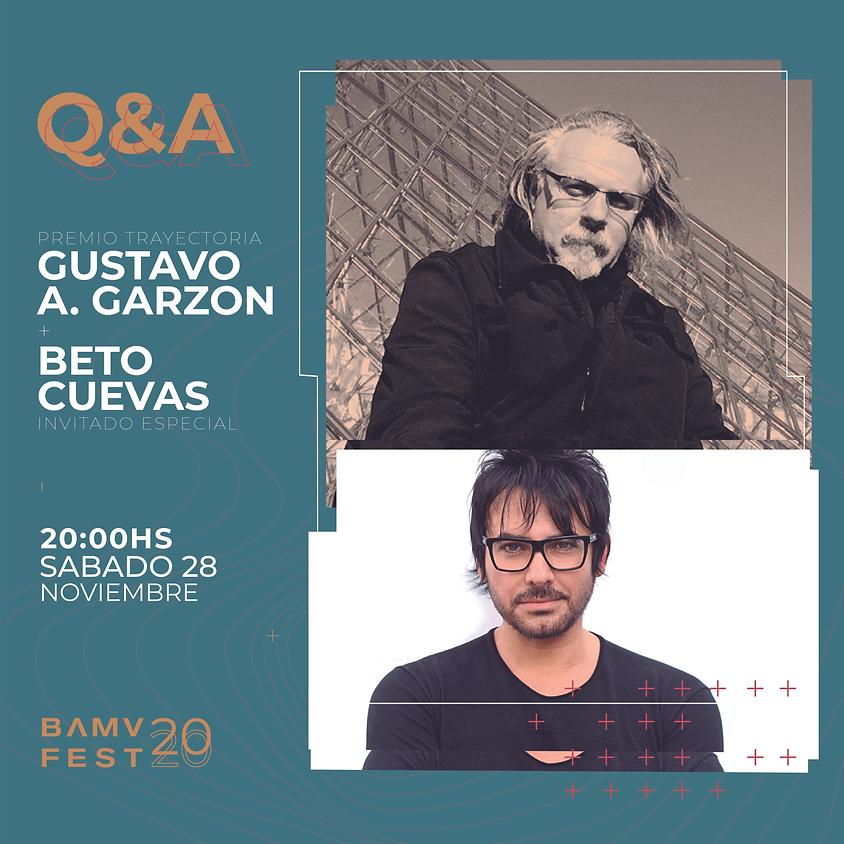 Q&A: Gustavo A. Garzón + Beto Cuevas