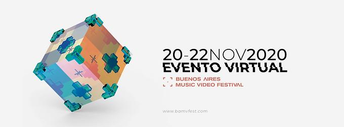 Lista completa de Ganadores y Nominados de BUENOS AIRES MUSIC VIDEO FESTIVAL 2020