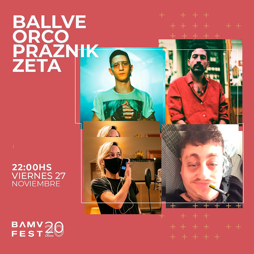 BALLVE x ORCO x PRAZNIK x ZETA