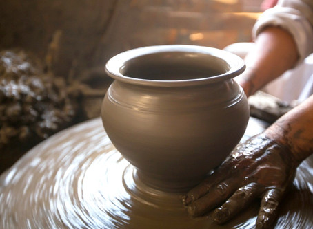 THE POTTER'S WHEEL | Past to Present