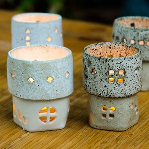 """""""Tea Lights"""" by Marrianne Annereau"""