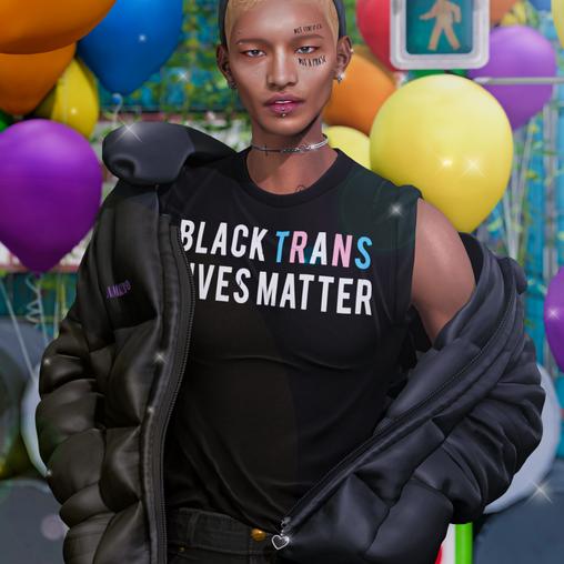 L125 - all black trans lives matter