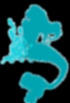 Deeply Creative Mermaid Logo