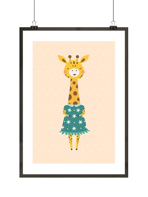 Pani Żyrafa