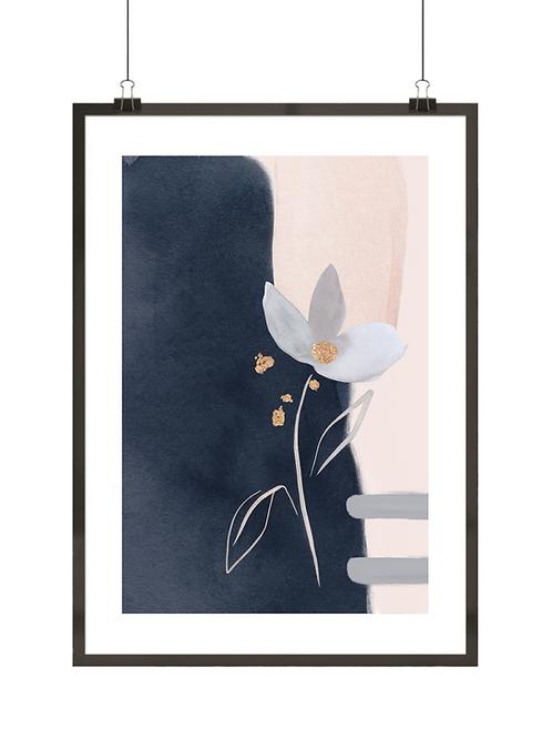 Delikatny kwiat