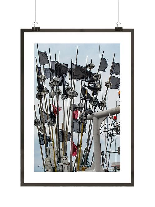 Flagi rybackie