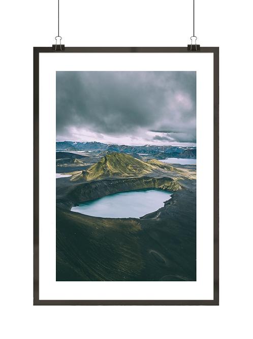 Chaos nad Islandią