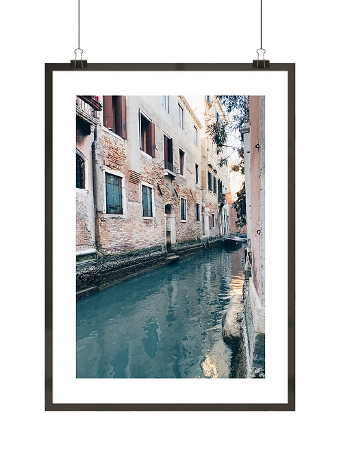 Kanały Wenecji