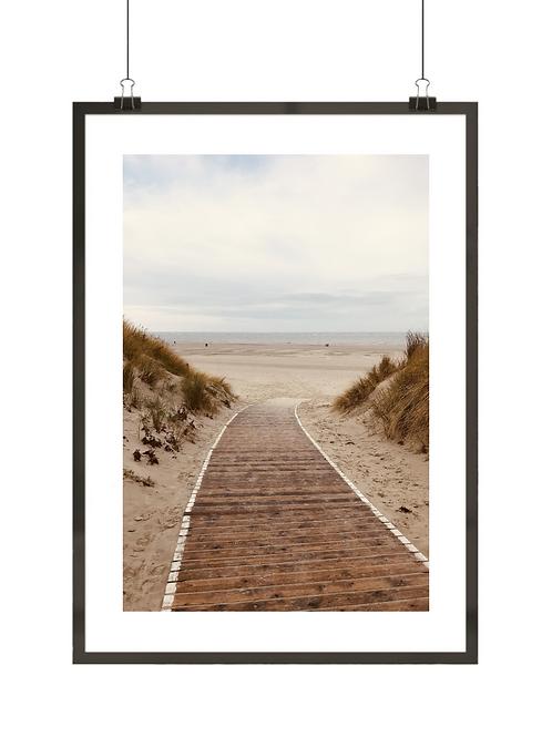 Ścieżka na plażę