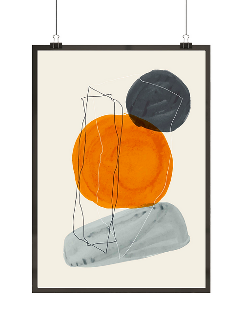 Abstrakcyjny wzór