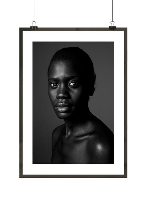 Czarnoskóra kobieta