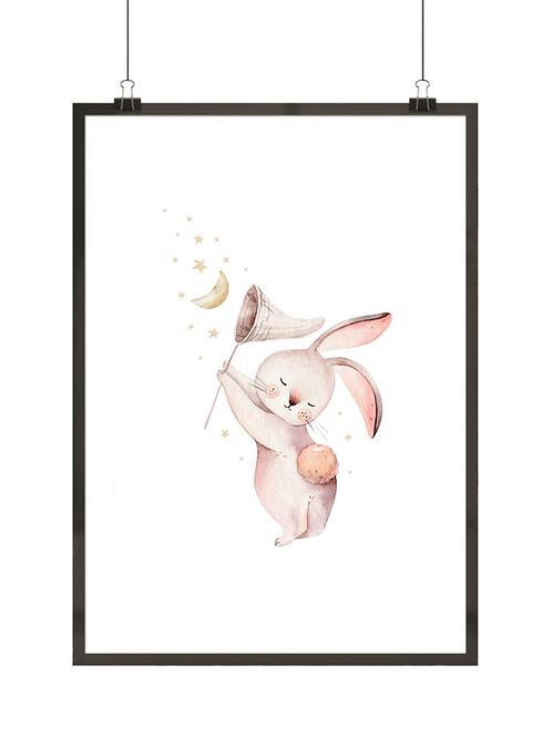 Uroczy króliczek