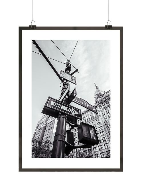 Znaki New York