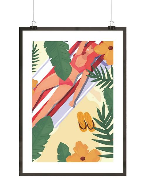 Plaża w tropikach