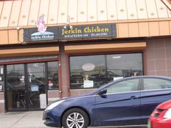 Jerkin Chicken