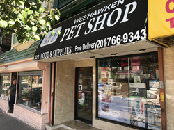 Weehawken Pet Shop
